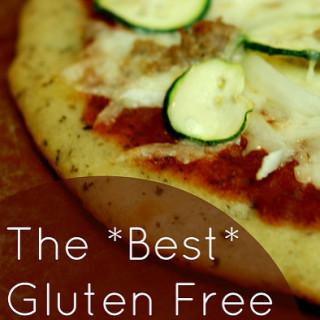 The *Best* Gluten Free Pizza Crust! :: Gluten, Egg, and Dairy Free