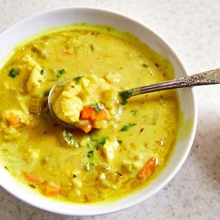 The Best Mulligatawny Soup Recipe