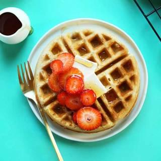 The Best Vegan Gluten-Free Waffles