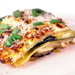 The Chew   Vegetable Lasagna