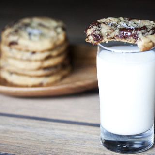 The Infamous Jacques Torres Chocolate Chip Cookies