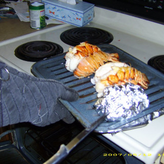 The Perfect Lobster Tail