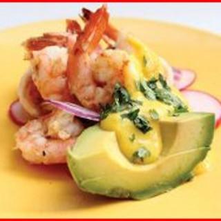 Tropical Avocado & Shrimp