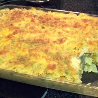 Tuna and Macaroni Casserole