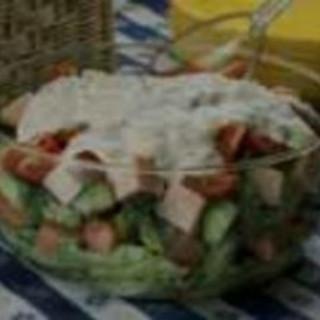Turkey Layered Salad
