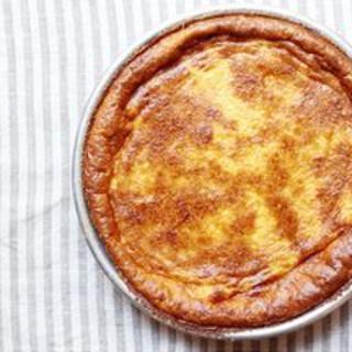 Tuscan Rice and Custard Torta (Torta di Riso alla Carrarina)