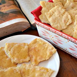 Unleavened Communion Bread Recipe