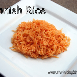 """The """"Best"""" Spanish Rice Ever"""