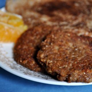 Vegan Sausage Patties