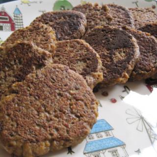 Vegan/Vegetarian Sausage Patties