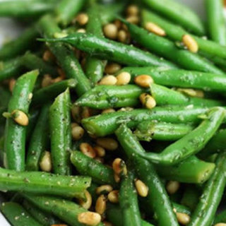 Veggie - Green Beans with Pine Nuts
