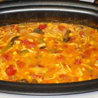 White Chicken Chili/Soup