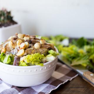 Whole30 Caesar Salad