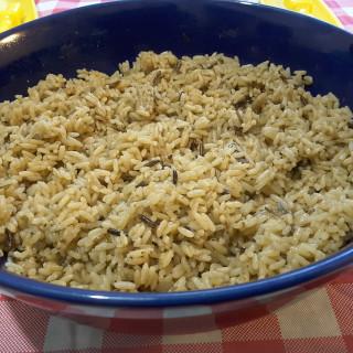 Wild Rice (Easy)