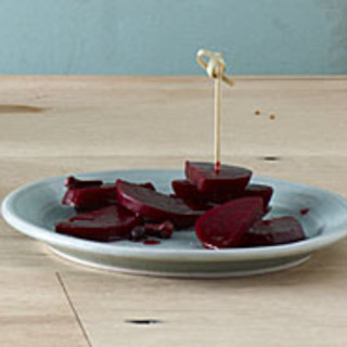 Wine-Pickled Beets