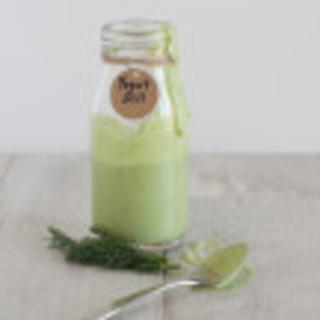 """Yogurt""-Dill Dressing (Paleo, AIP)"