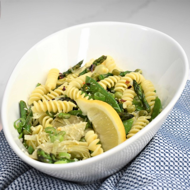 Pasta Primavera: A Perfect Taste of Summer