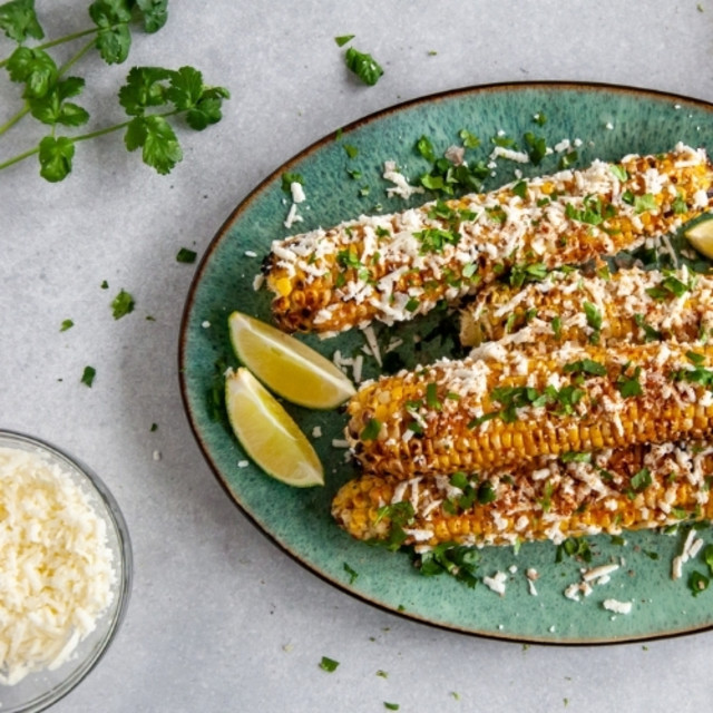 Mexican Street Corn (Two Ways)