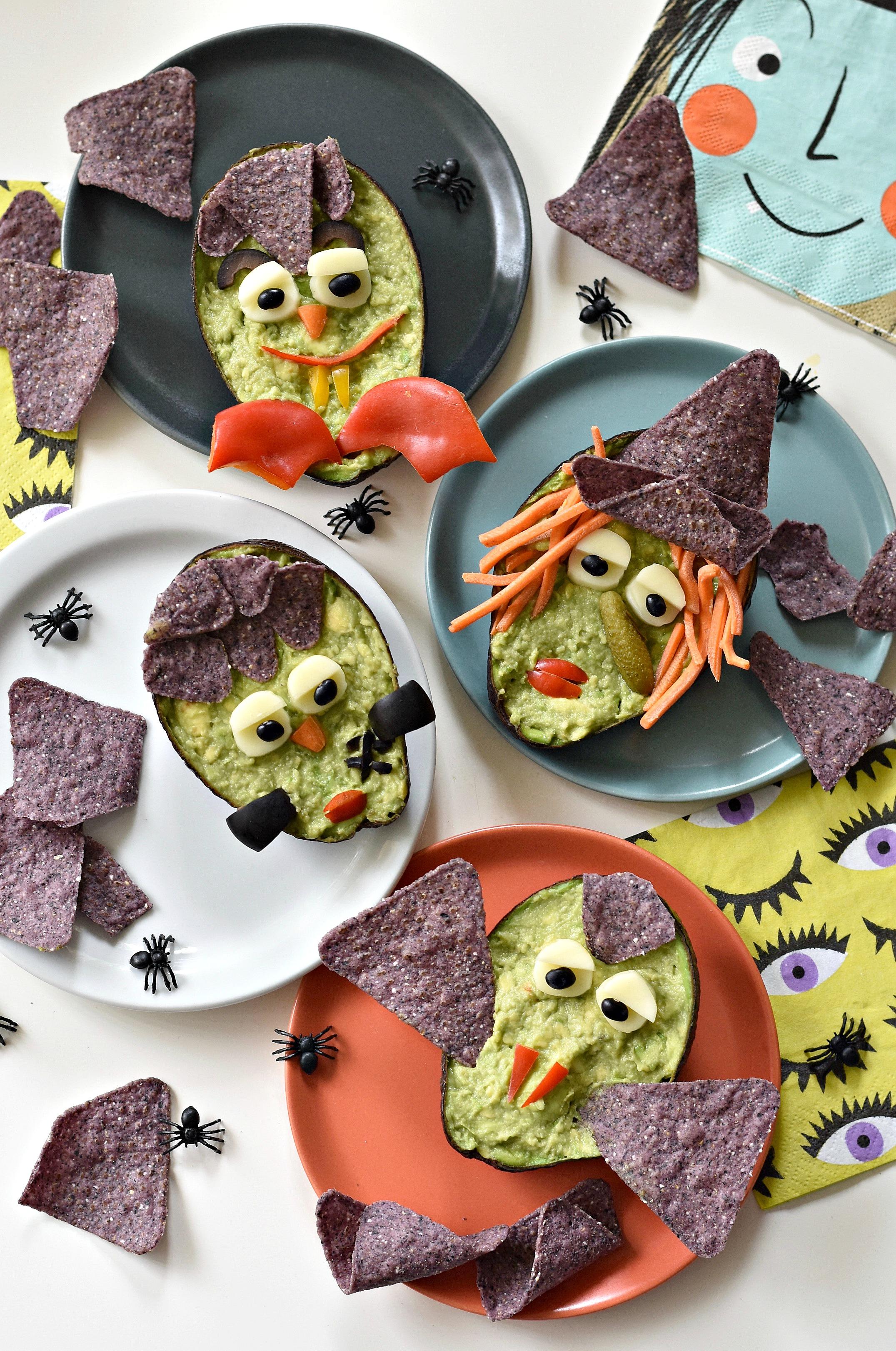 Halloween GuacaMonsters