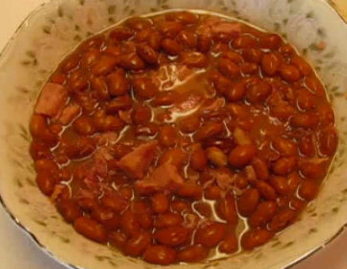 how to make ham soup with beans