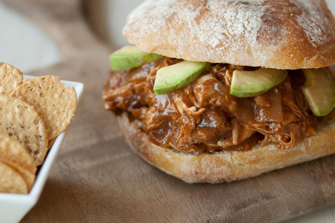 Hawaiian Pulled Pork Sandwich - BigOven