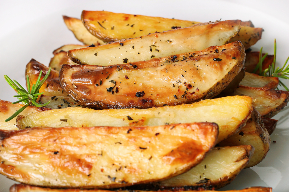 how to make fries in the oven