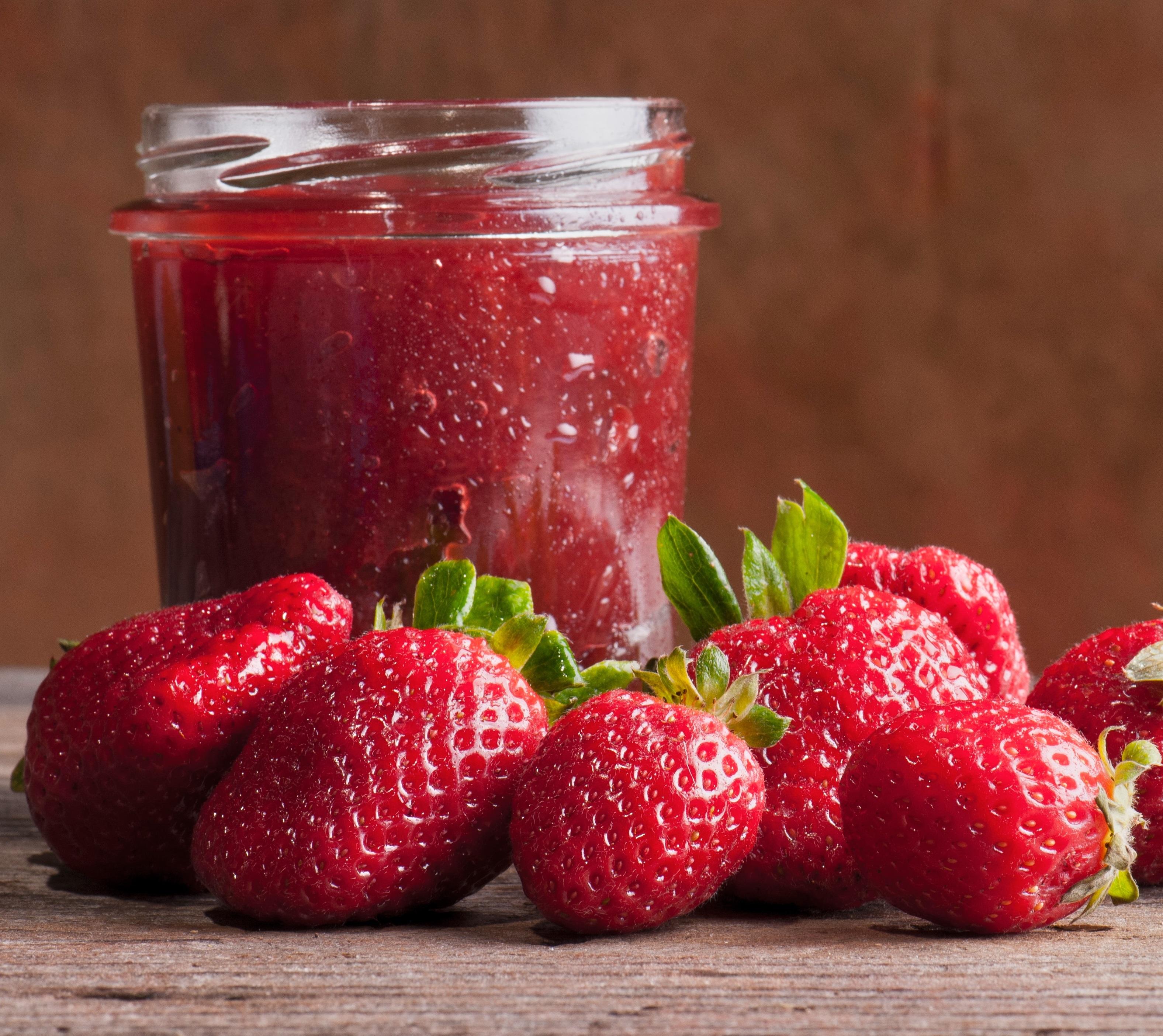 Homemade Strawberry Jam - BigOven
