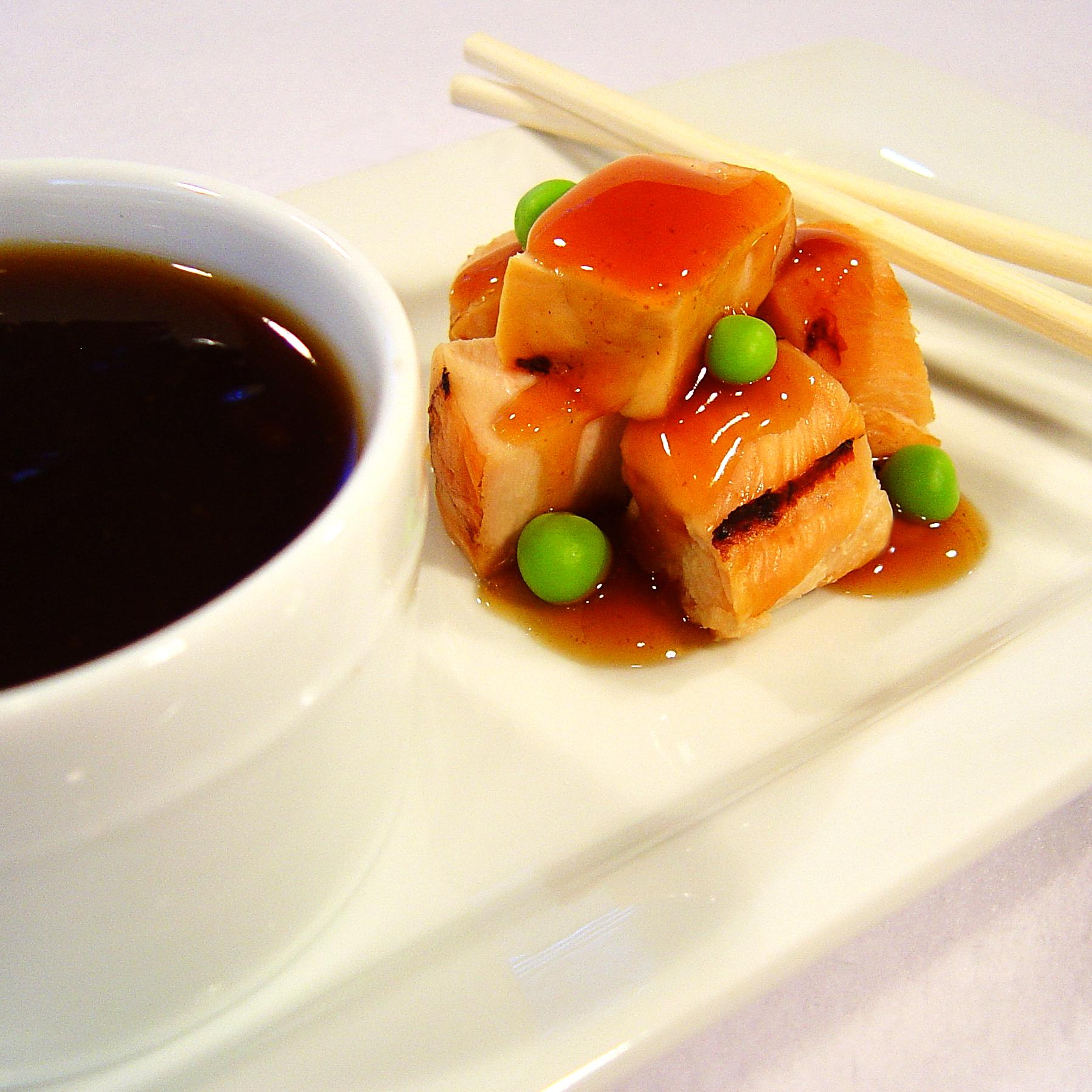 how to cook with teriyaki sauce