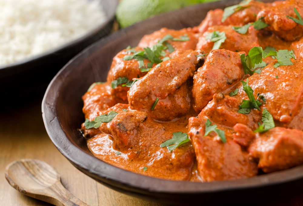 Recipes Course Main Dish Poultry - Chicken Indian Butter Chicken