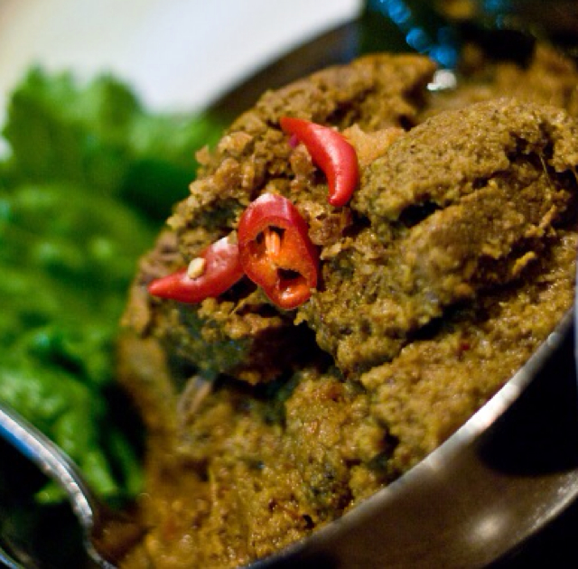 how to make beef rendang indonesian