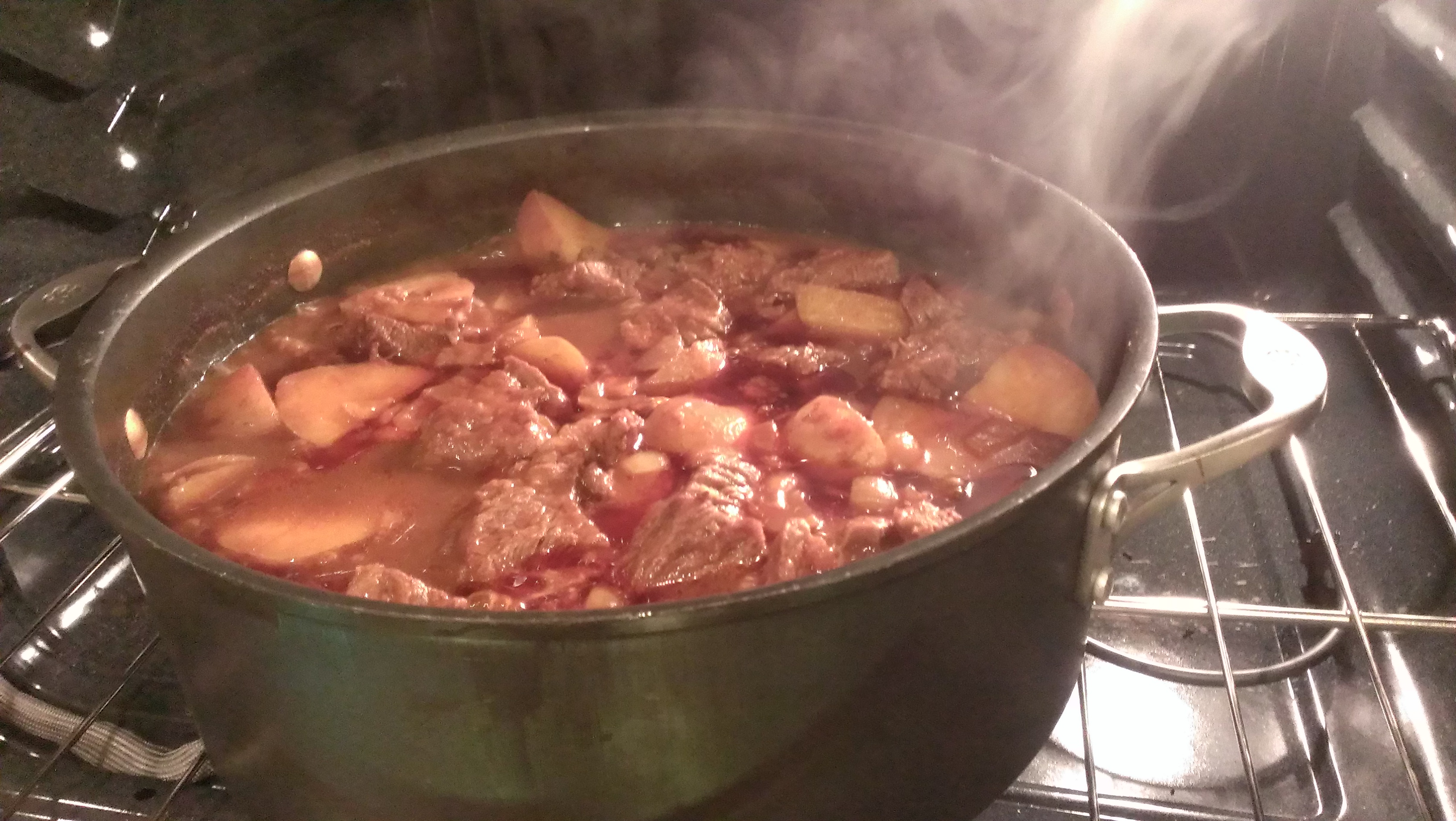 Irish Beef and Stout Stew - BigOven