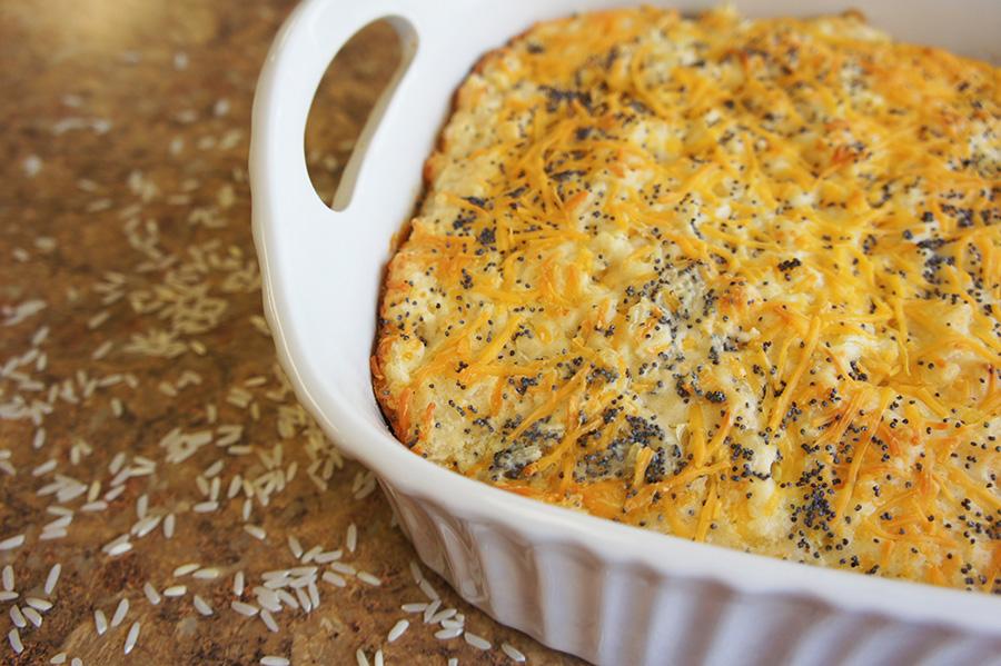 Jasmati Cheese & Onion Quick Bread
