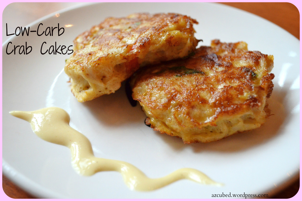 Low Carb Low Fat Crab Cakes Recipe