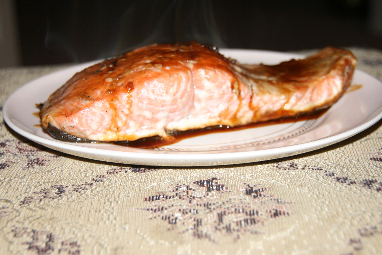 Maple Salmon - BigOven