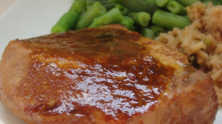 Marinated Baked Pork Chops - BigOven 1206845
