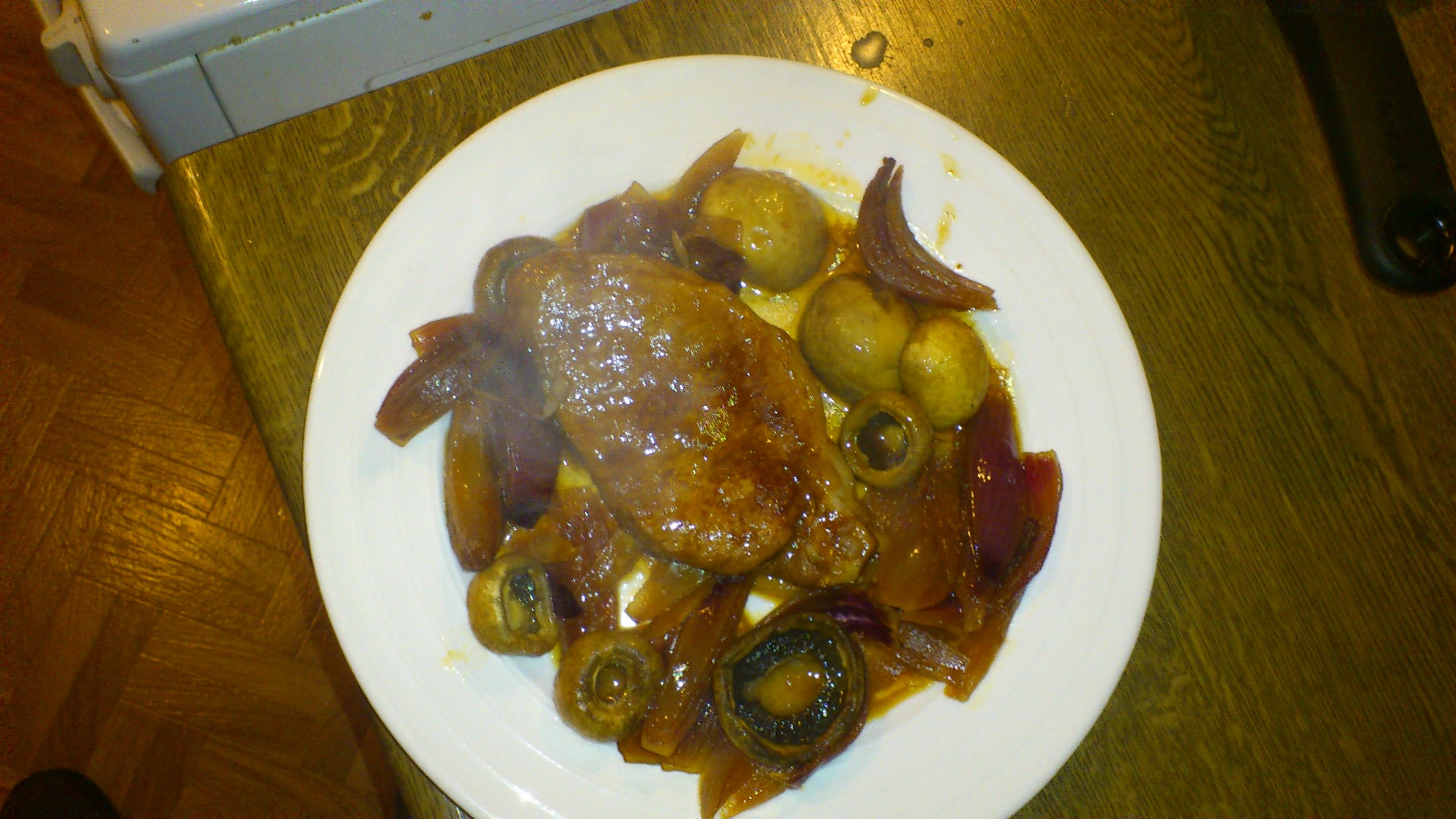Marinated Baked Pork Chops - BigOven