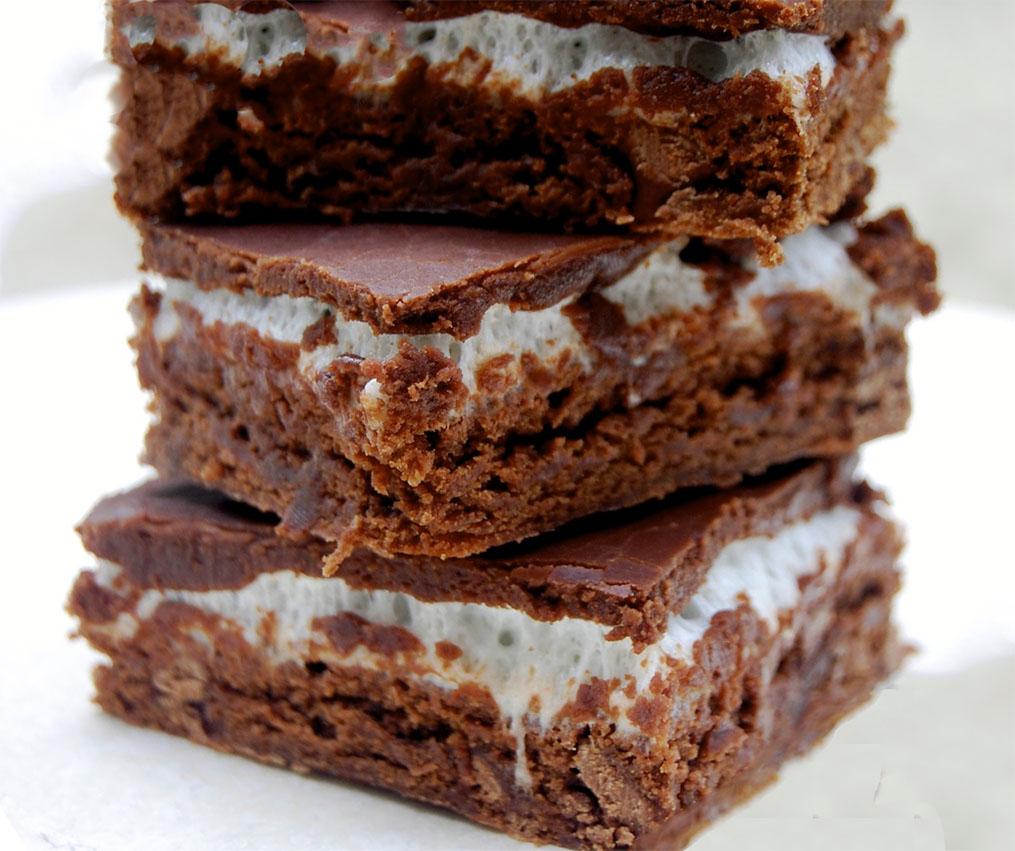 Marshmallow Brownies Garrett S Iga Supermarket