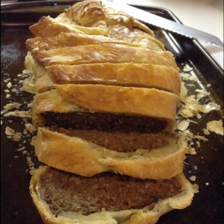 Meatloaf Wellington - BigOven