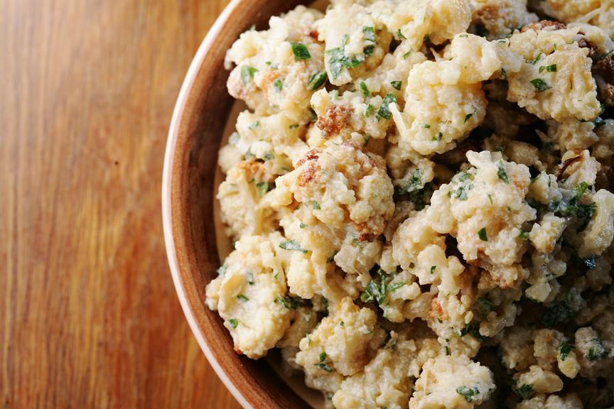 Mimi's Hummus' Cauliflower Salad - BigOven