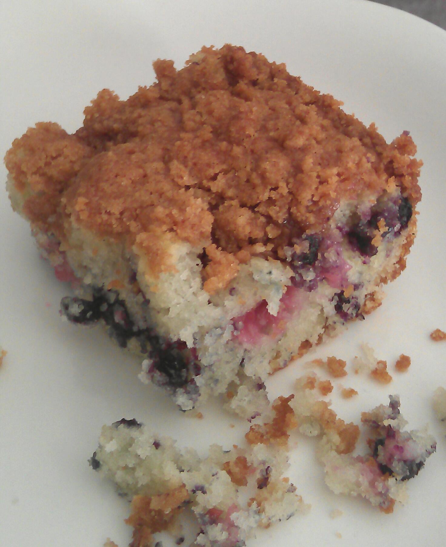 Mom's Apple Coffee Cake - BigOven