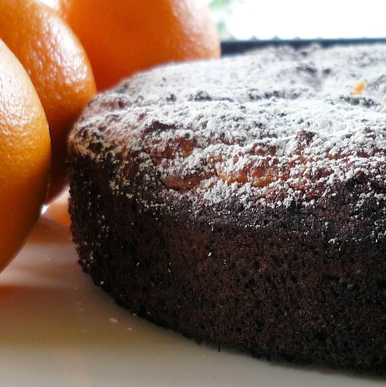 Moroccan Orange And Almond Cake Recipe