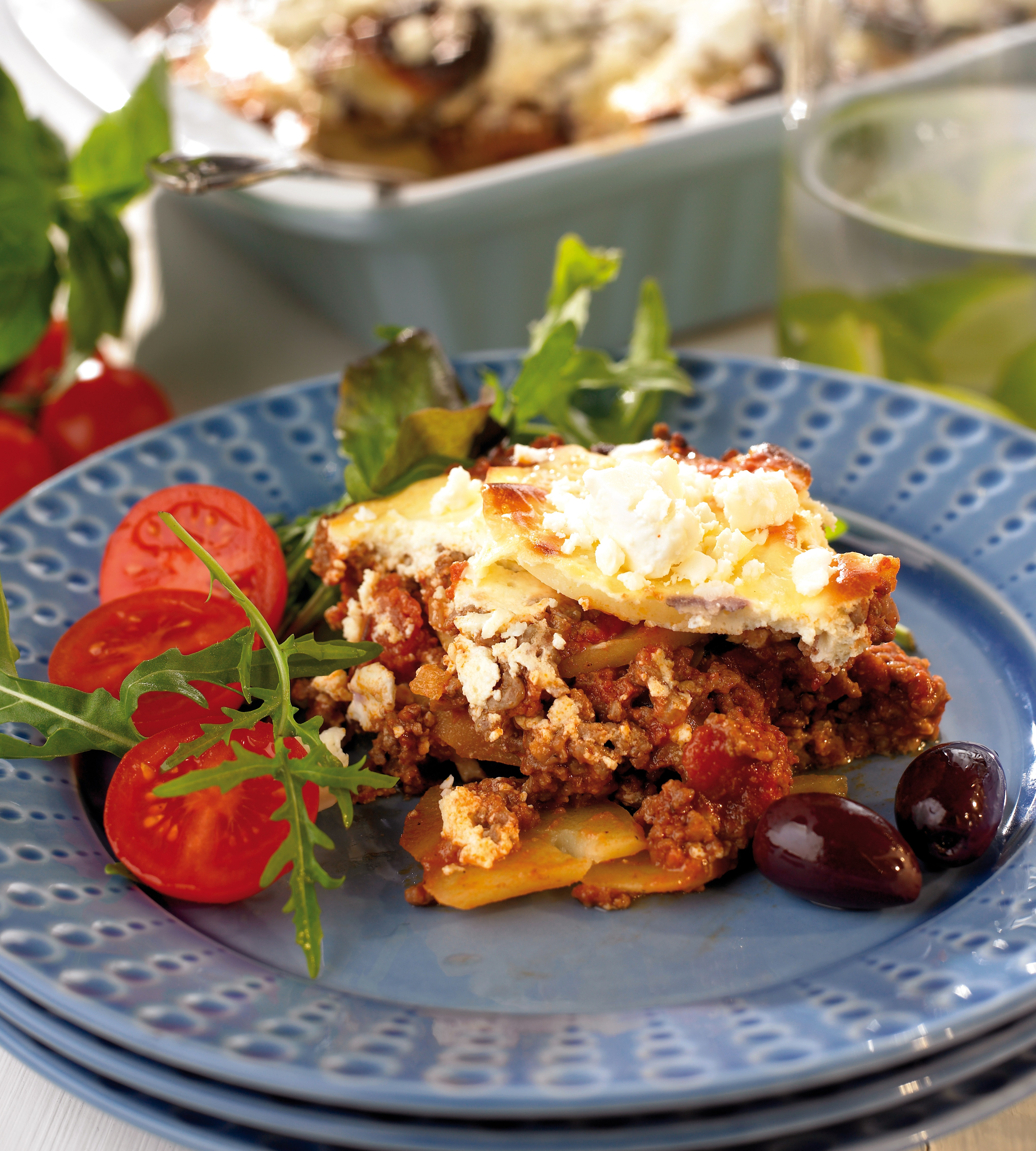 Bbc Good Food Greek Moussaka