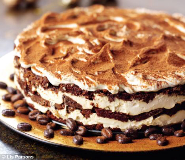 Tiramisu Cake Recipe Nigella