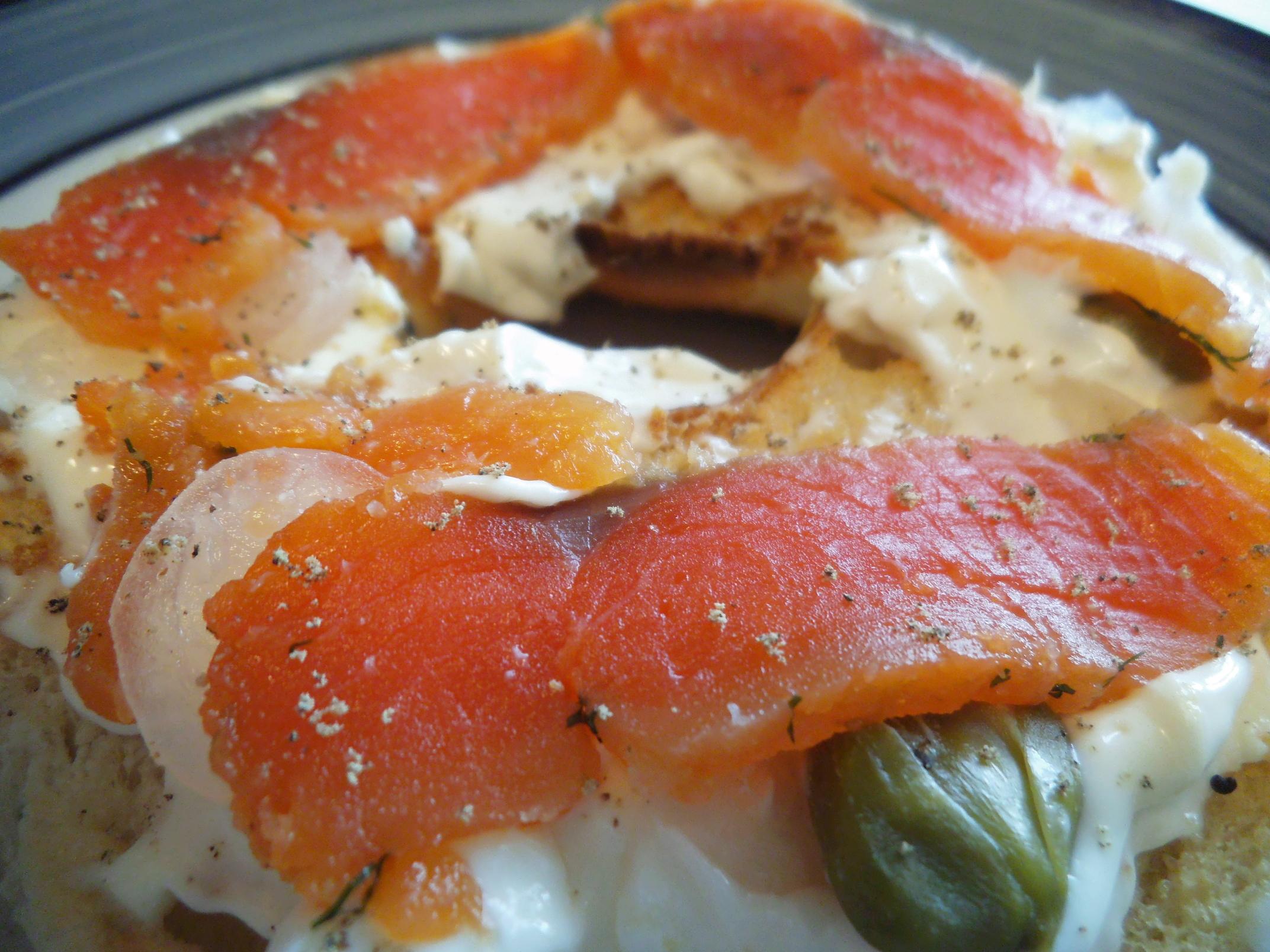 Make your own smoked salmon bigoven for Smoked fish recipe