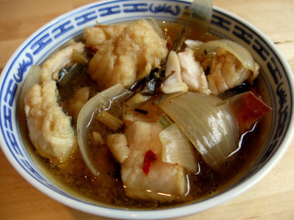 Northern thai fish curry slow cooker bigoven for Fish slow cooker recipes