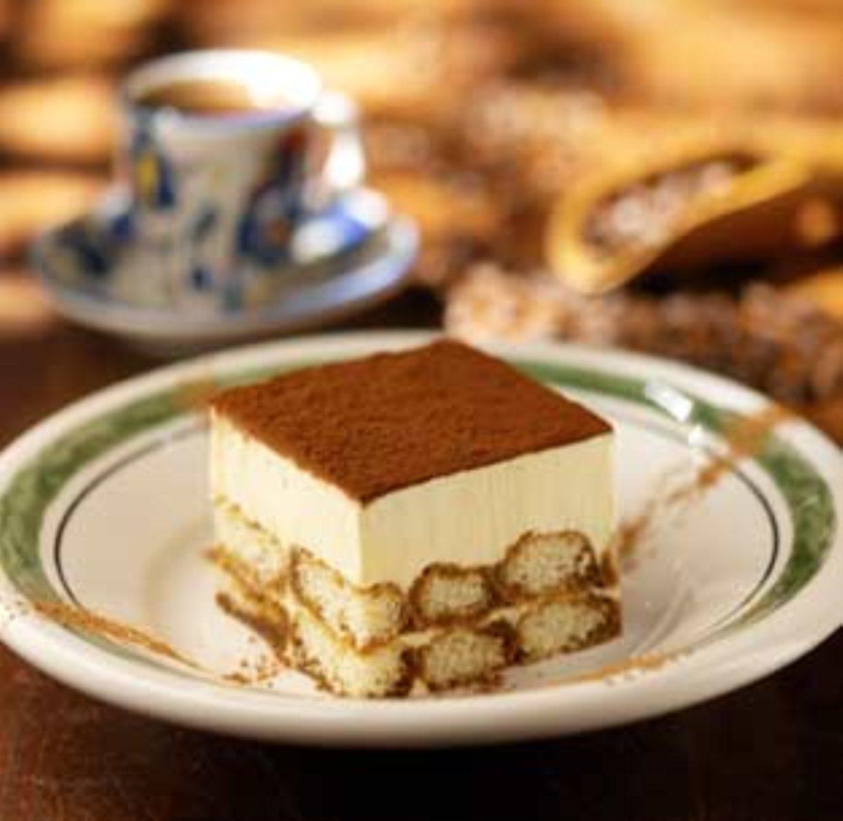 Olive Garden Tiramisu Dessert | Tonto Basin Marketplace