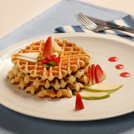 P.A.N. Waffles (Gluten Free)