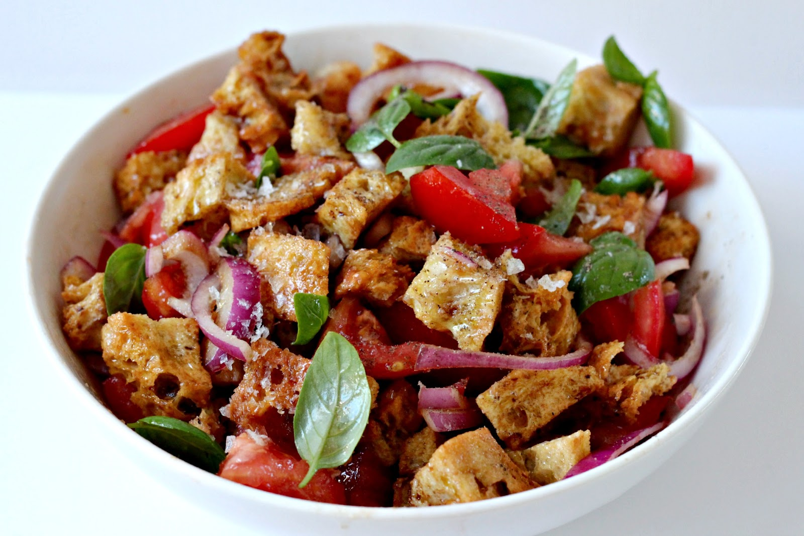 ... By Course Salad Salads - Other Panzanella Panzanella (Bread Salad