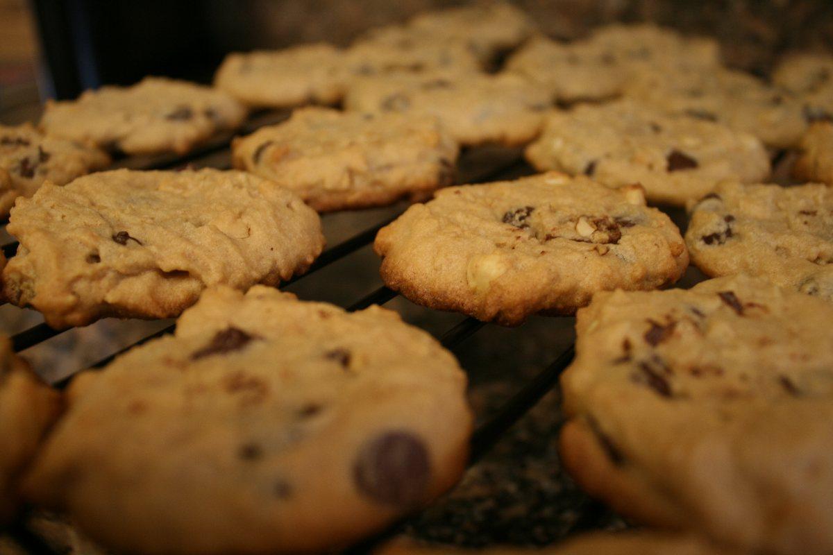 Peanut Butter Chocolate Cookies - BigOven