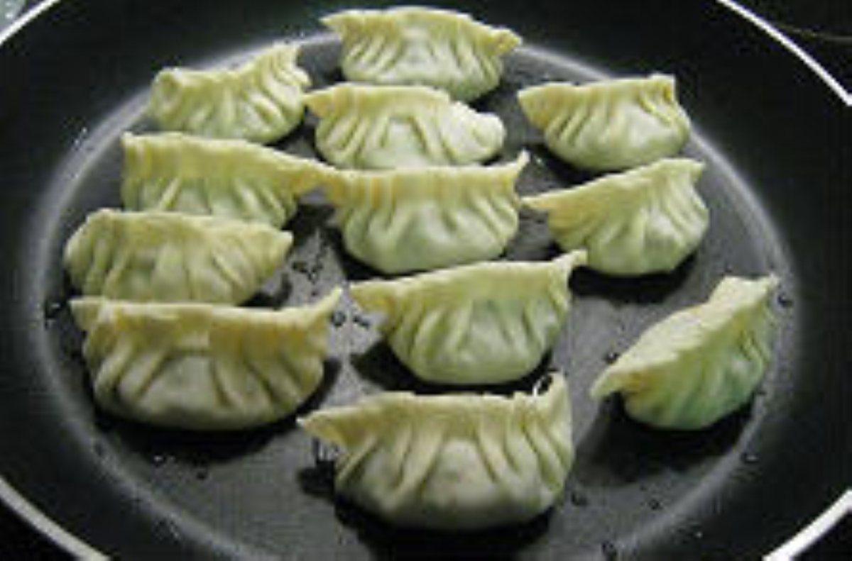 Pork and Chive Dumplings - BigOven